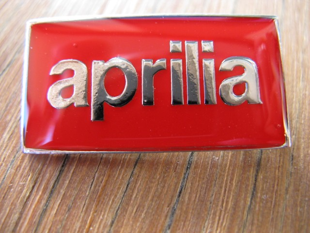 Aprilia badge Wallpaper