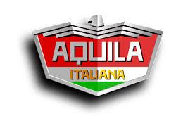 Aquila Italiana Logo 3D Wallpaper