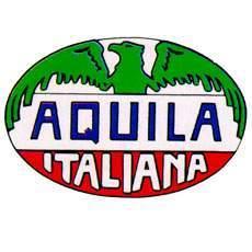Aquila Italiana Logo Wallpaper