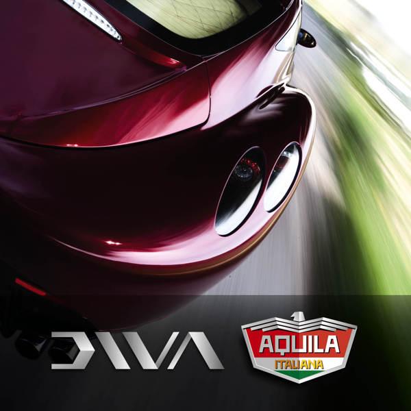 Aquila Italiana branding Wallpaper