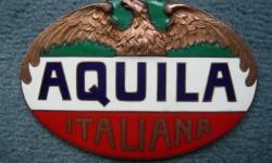 Aquila Italiana emblem