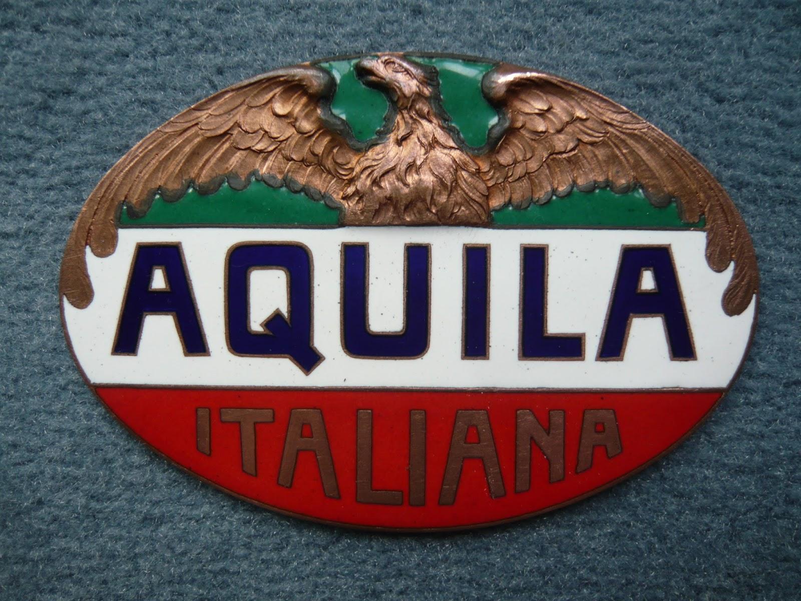 Aquila Italiana emblem Wallpaper