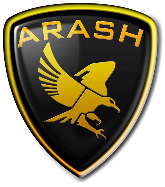 Arash badge Wallpaper