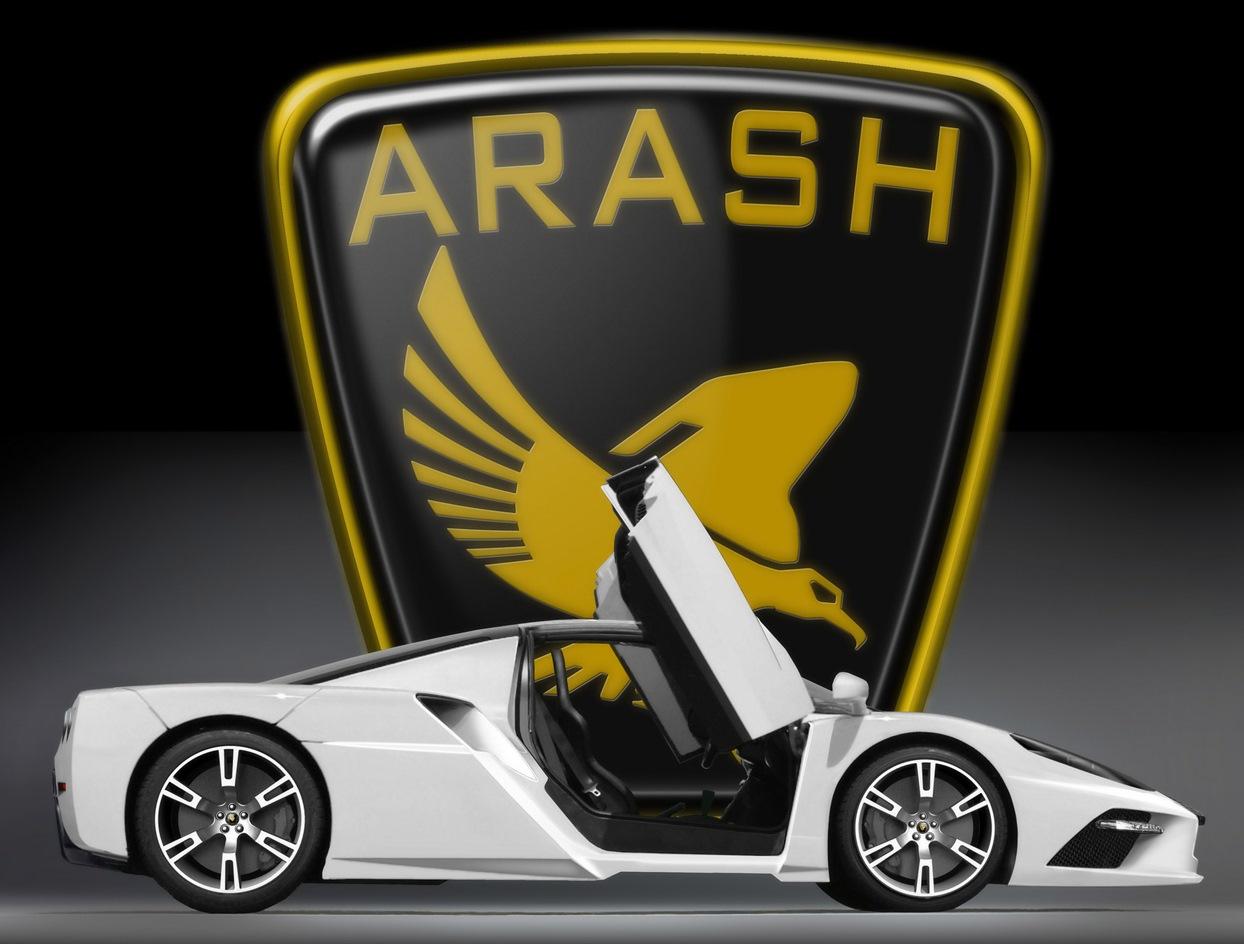 Arash brand Wallpaper