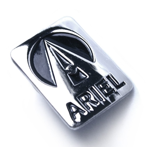 Ariel badge Wallpaper