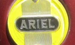 Ariel graphic design