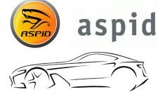 Aspid branding