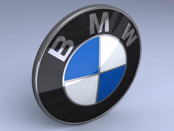 BMW logo 3D Wallpaper