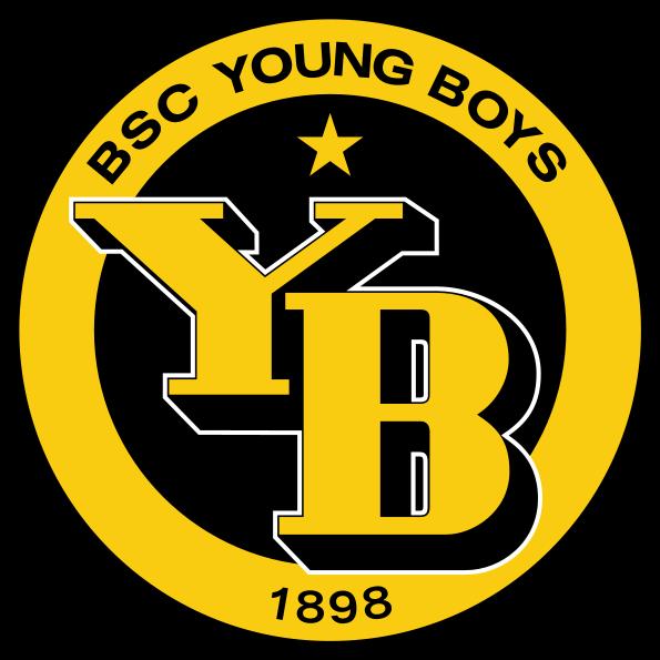 BSC Young Boys Logo 3D Wallpaper