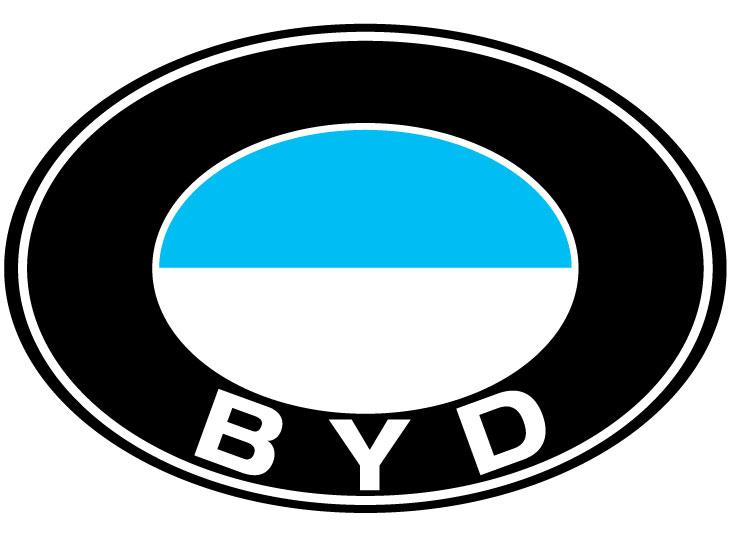 BYD Logo Wallpaper