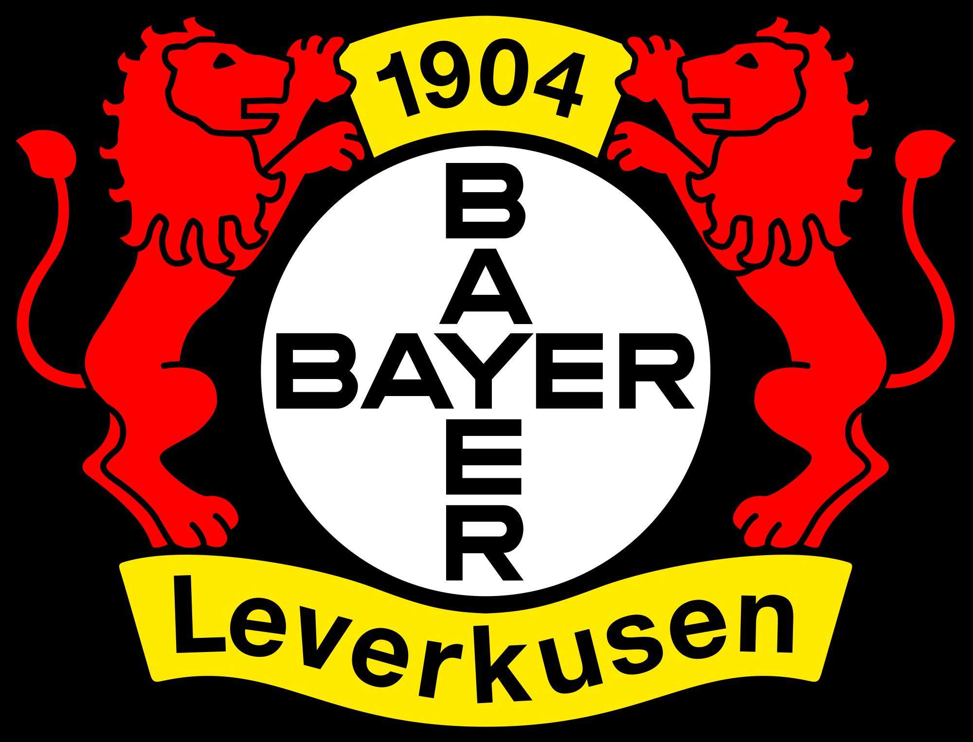 Bayer 04 Leverkusen Logo Wallpaper