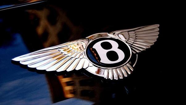 Bentley emblem Wallpaper