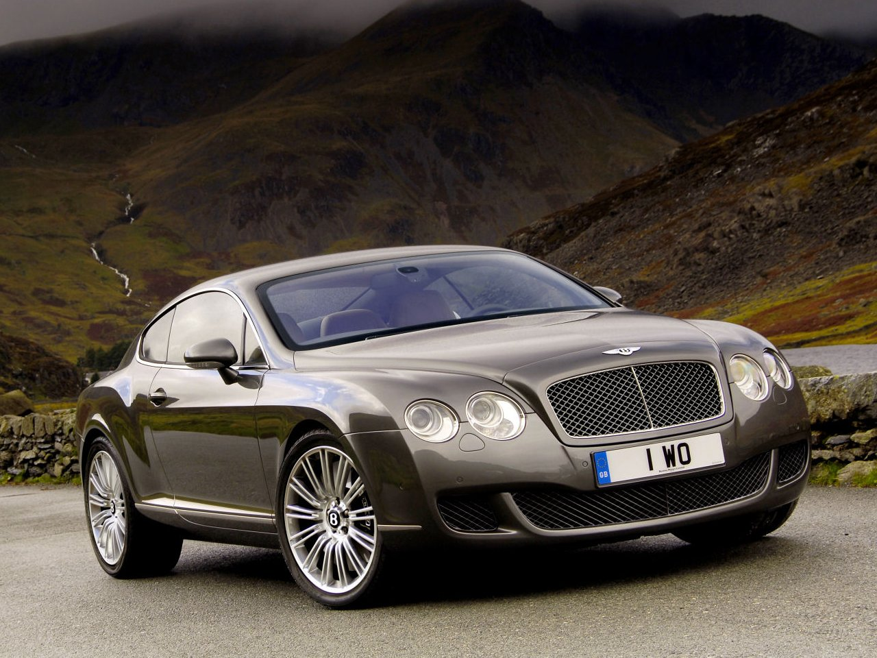 Bentley image Wallpaper