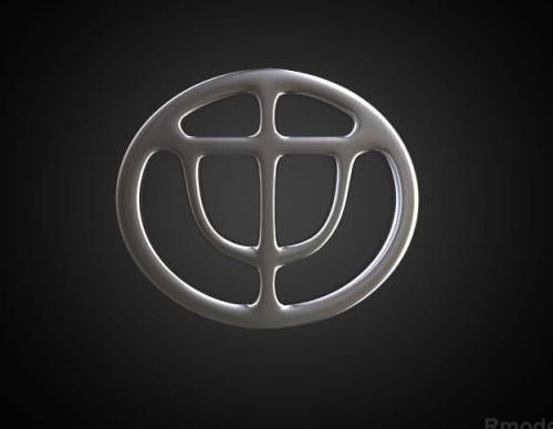 Brilliance Logo 3D Wallpaper