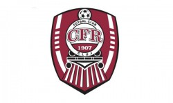 CFR 1907 Cluj Logo 3D