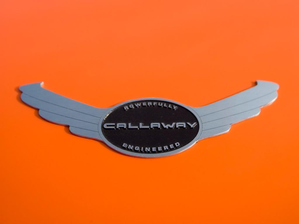 Callaway Cars Logo Wallpaper
