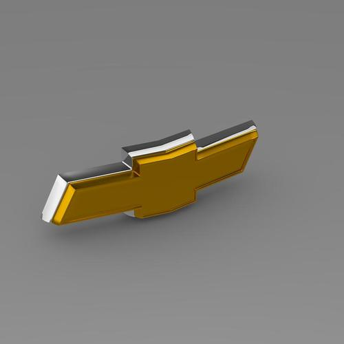 Chevrolet logo 3D Wallpaper