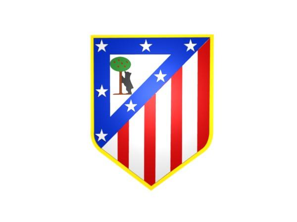 Club Atlético de Madrid Logo Wallpaper