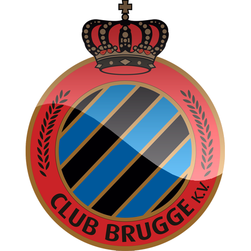 Club Brugge KV Logo 3D Wallpaper