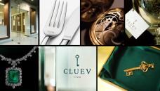 Cluev Jewelry Logo 3D
