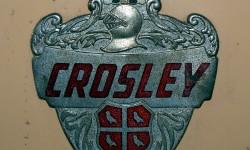 Crosley Logo 3D