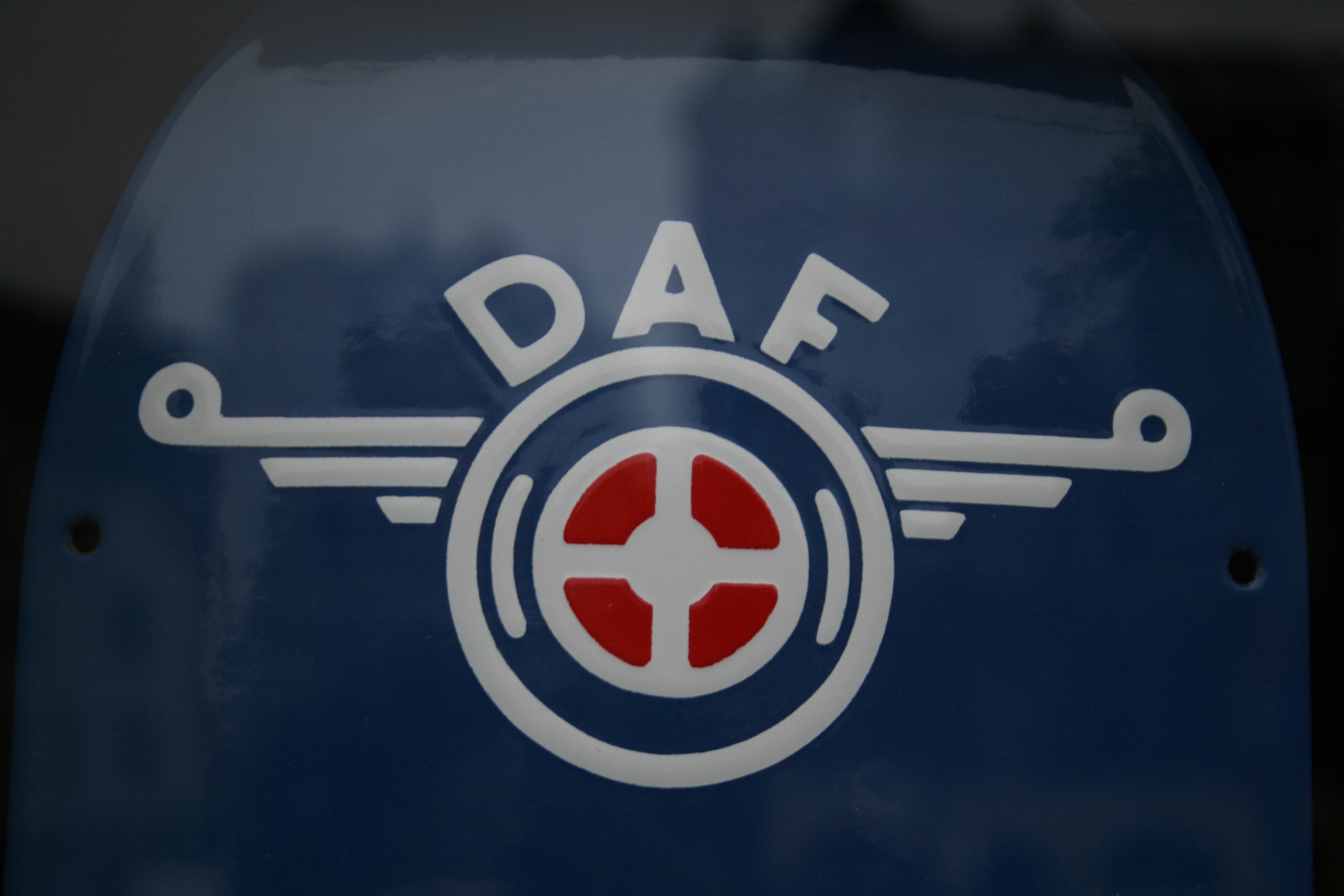 DAF Logo Wallpaper