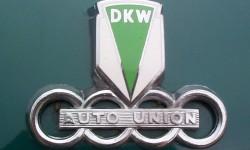 DKW Logo 3D