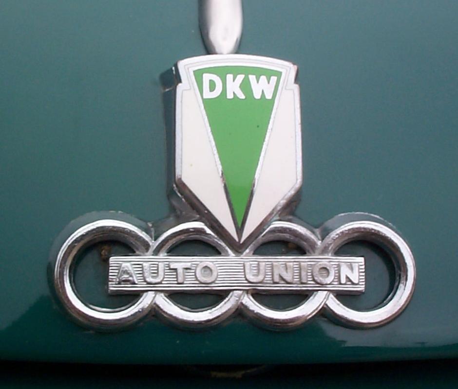 DKW Logo 3D Wallpaper