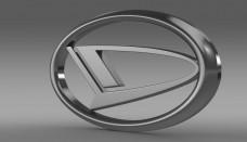 Daihatsu Logo 3D