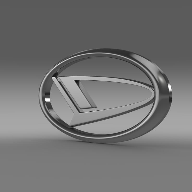 Daihatsu Logo 3D Wallpaper