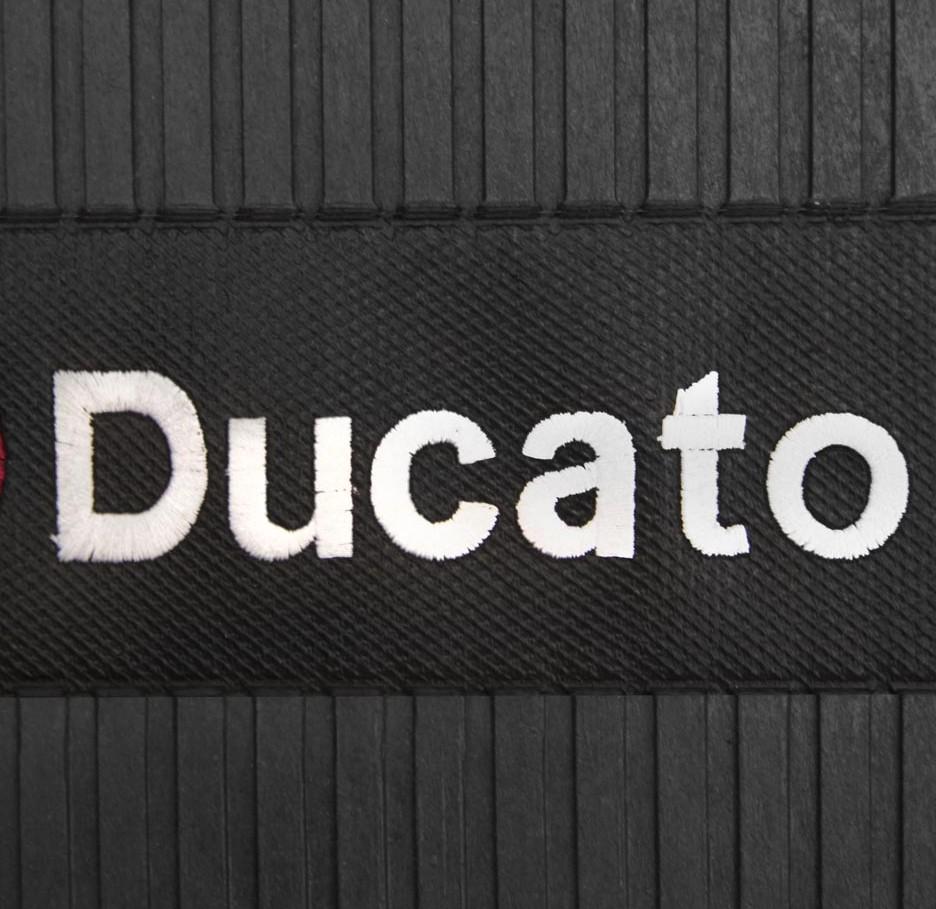 Ducato Symbol Wallpaper