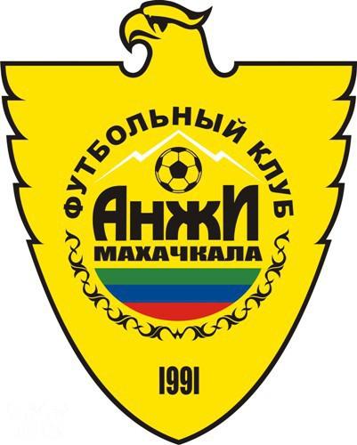FC Anji Makhachkala Logo Wallpaper