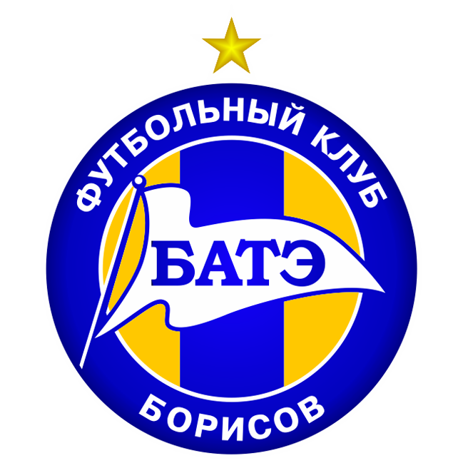FC BATE Borisov Logo Wallpaper