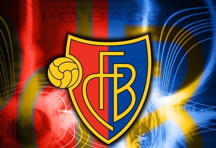 FC Basel 1893 Logo 3D Wallpaper