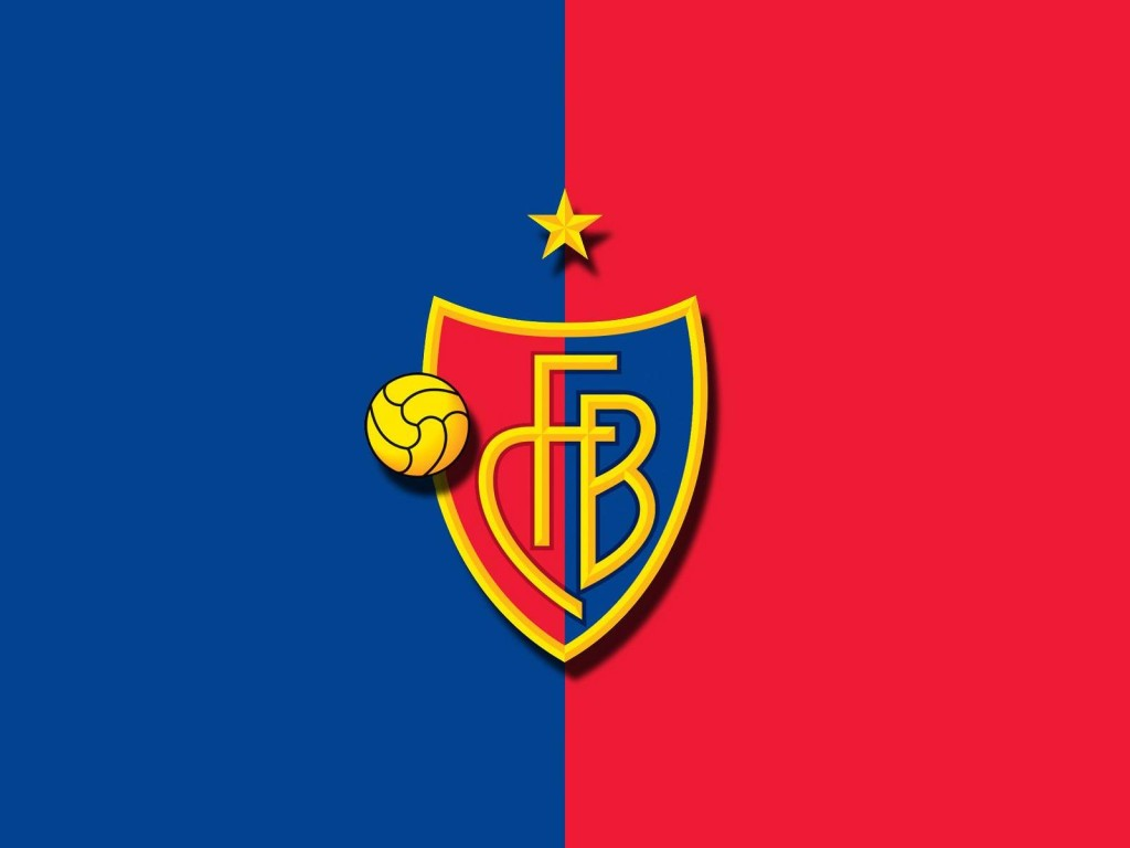 FC Basel 1893 Logo Wallpaper