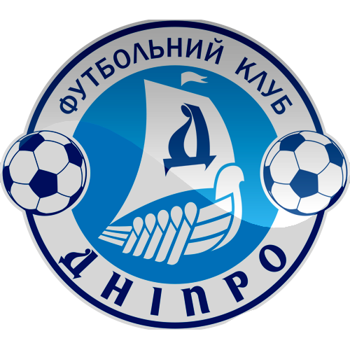 FC Dnipro Dnipropetrovsk Logo 3D Wallpaper