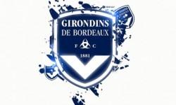 FC Girondins de Bordeaux Logo 3D