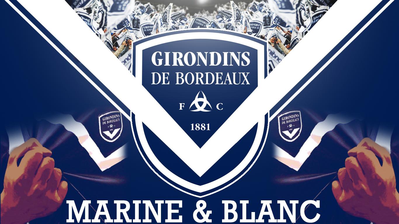 FC Girondins de Bordeaux Symbol Wallpaper