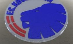 FC Kobenhavn Logo 3D