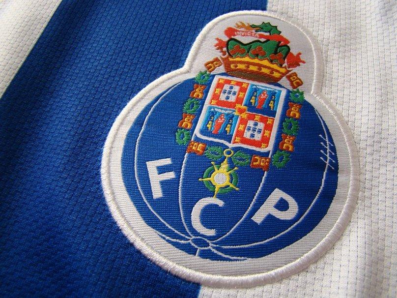 FC Porto Logo 3D Wallpaper
