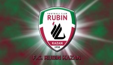 FC Rubin Kazan Logo 3D