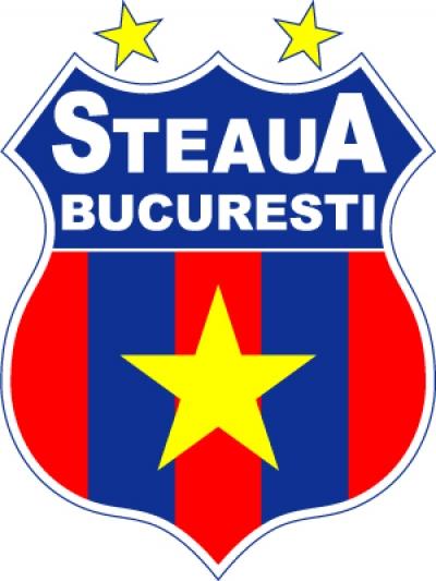 FC Steaua Bucuresti Logo Wallpaper