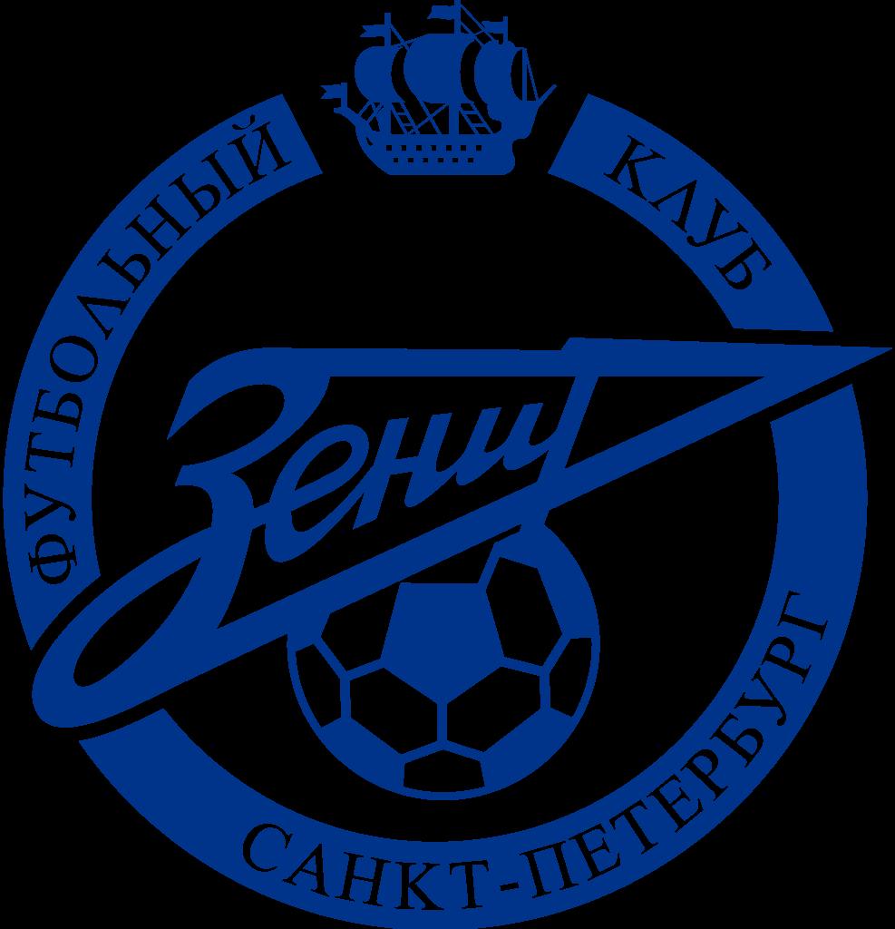 FC Zenit Logo Wallpaper