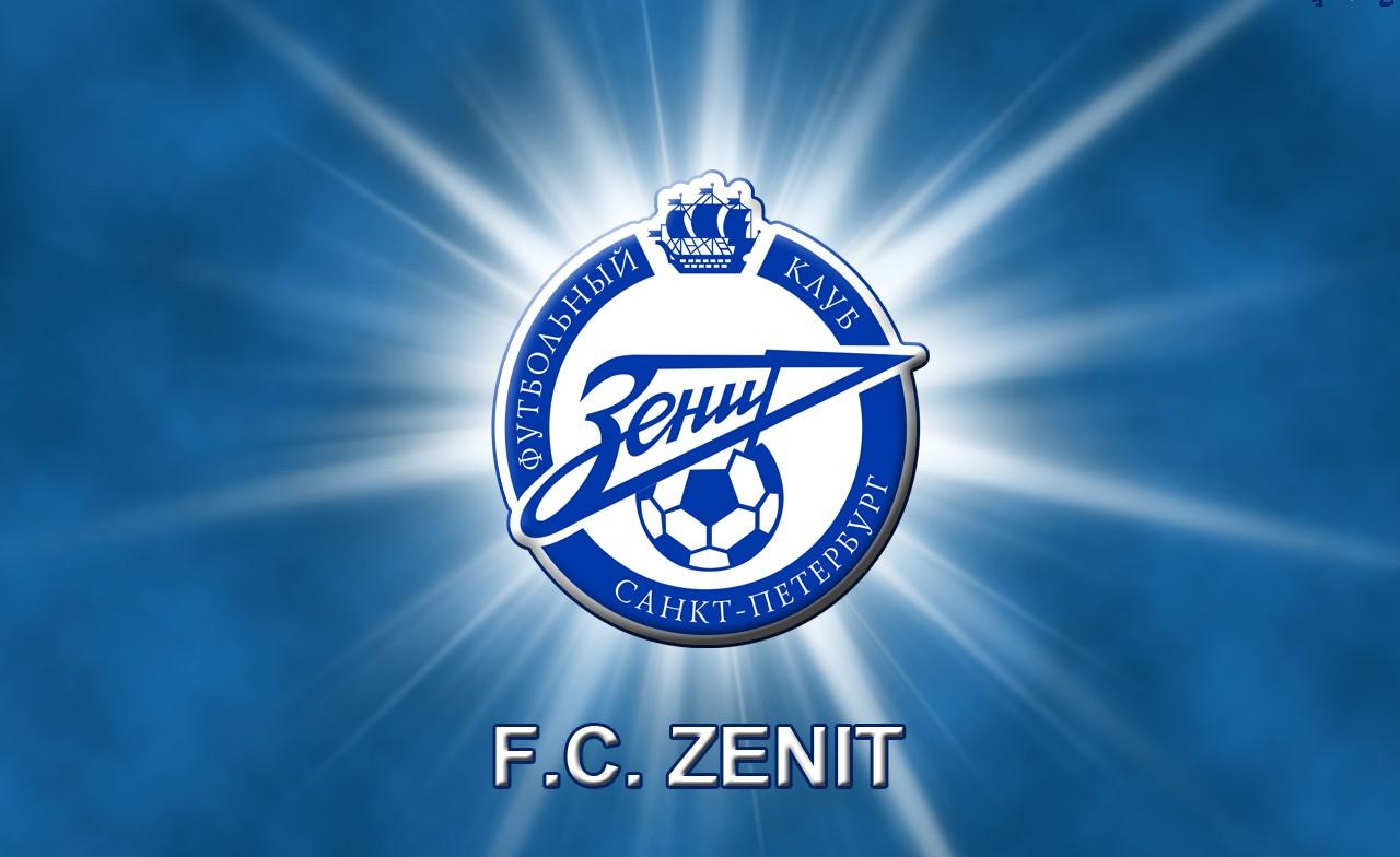 FC Zenit Symbol Wallpaper
