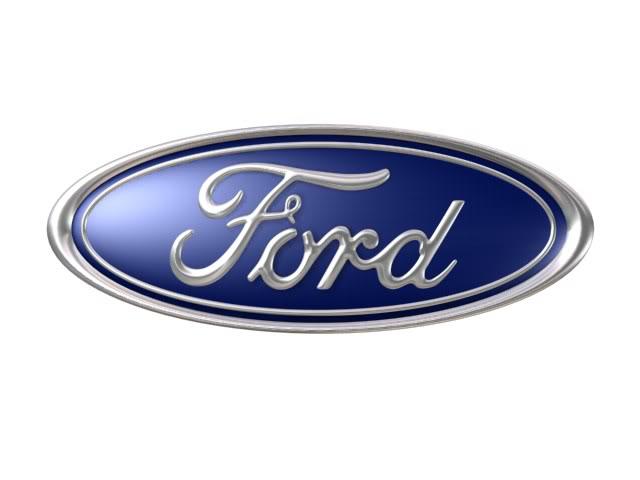 Ford Symbol Wallpaper