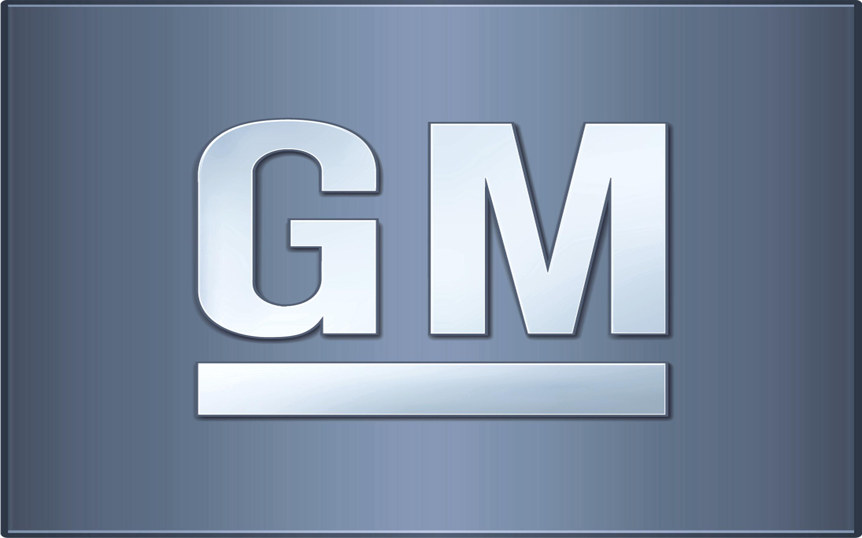 GM branding Wallpaper