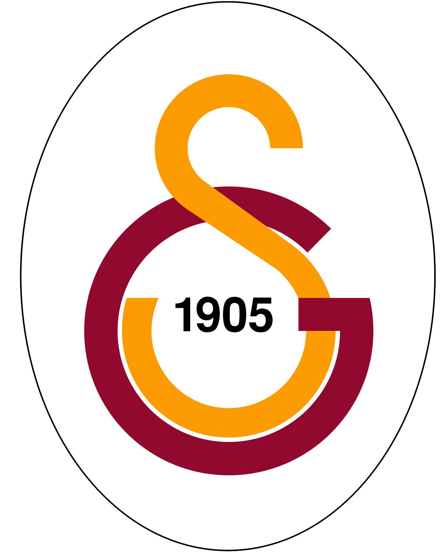 Galatasaray AS Logo Wallpaper