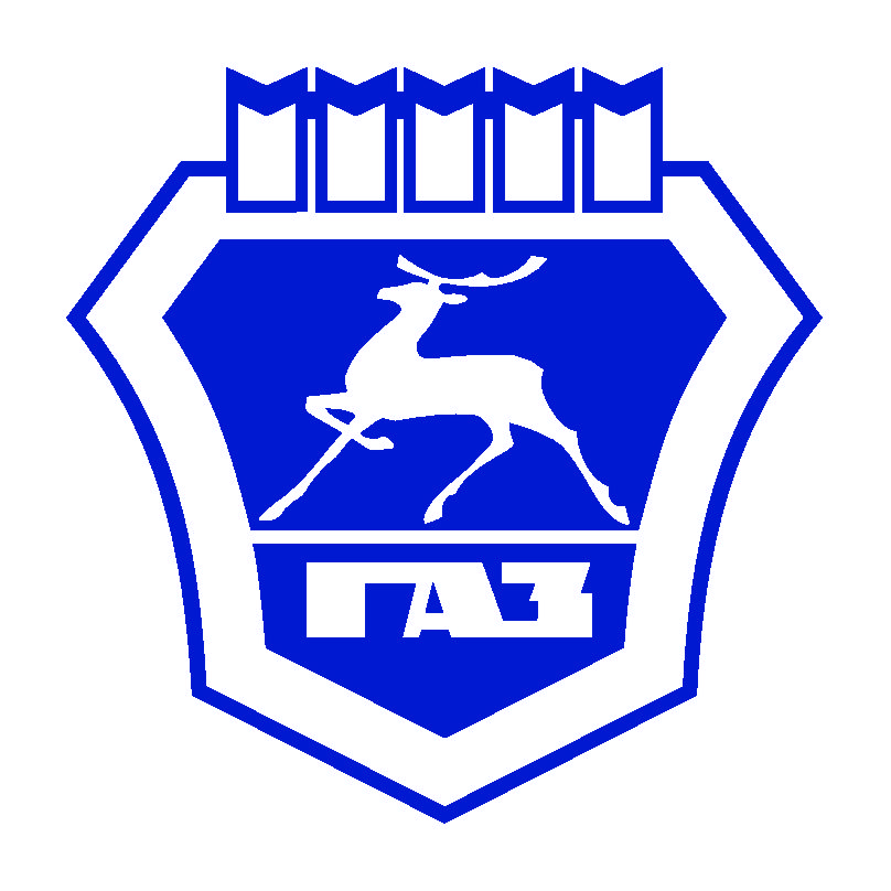 Gaz logo Wallpaper