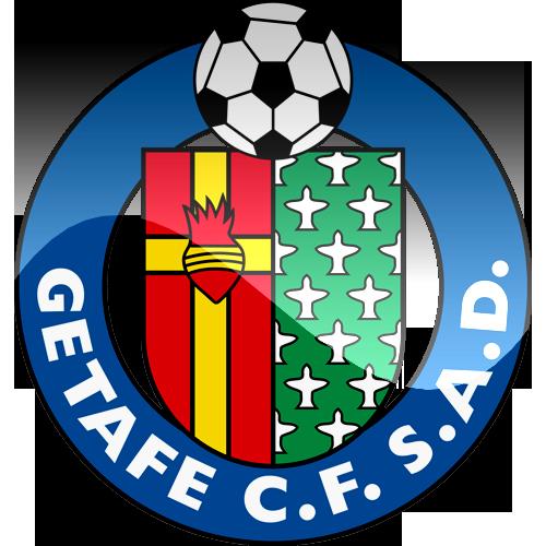 Getafe CF Logo 3D Wallpaper