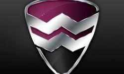 Hafei Logo 3D
